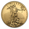 Amerikansk Gold Eagle - 1 oz - 2012