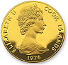 Cook Islands 100 Dollars - 8.64 gram guld