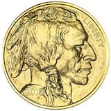 Amerikansk Gold Buffalo - 1 oz - 2018
