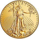 Amerikansk Gold Eagle - 1 oz - 2020